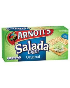 Biscuits Arnotts Salada 97% Fat Free 250G Pkt