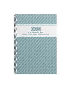 Book Spiral  A4 Notebook 120 Pages