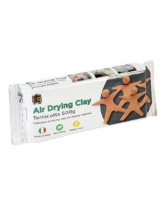 EDVANTAGE AIRDRYING CLAY TERRACOTTA 500G X 6 PACKS