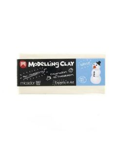 Modelling Clay Micador White 500G