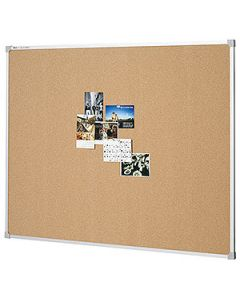Board Cork 1200X900Mm Aluminium Frame