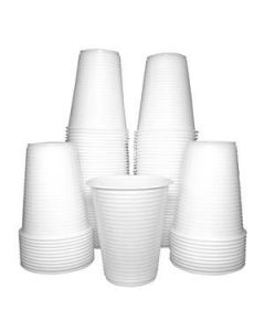 Cups Plastic 170Ml For Dispenser Ctn-1000