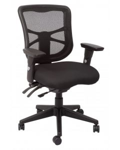 Dam Mesh Operator Chair - Heavy Duty Mesh Back Chair