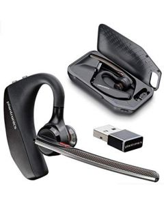 PLANTRONICS VOYAGER 5200 UC OVER THE EAR BT W/CHARGE CASE &DONGLE - PROMO ENDS 26 JUN 21