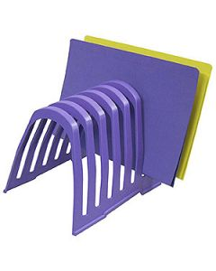 Desk Organiser Step File Large Grape