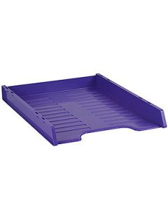Tray Document Slimline A4 Multi Fit Grape