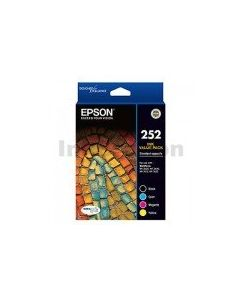 Epson 252 4 Ink Value Pack