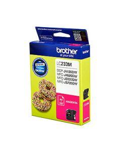 Inkjet Cartridge Brother Lc-233M Magenta Oem