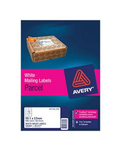 Labels Ink Jet Avery J8173-50 10 Per Sheet Bx50