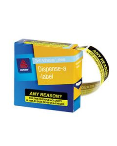 Labels Disp. Pack 19 X 64Mm Any Reason Bx125
