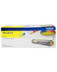 Toner Laser Brother Tn-251Y Yellow Oem