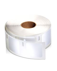 Labels Thermal Multipurpose 25 X 25Mm White Roll
