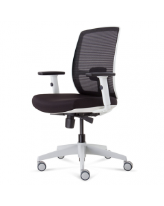 Rapidline Luminous Task Chair Black  - Each