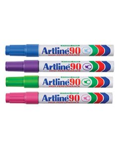 Marker Chisel Artline 90 2 - 5Mm Assorted Box-12