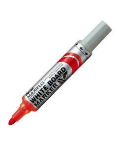 Marker Whiteboard Bullet Pentel Maxiflo 2.1Mm Red