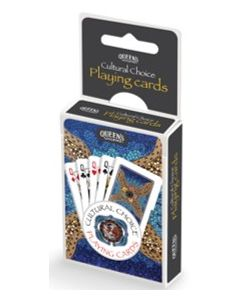 Cultural Choice Queens Slipper Playing Cards Pack 52s