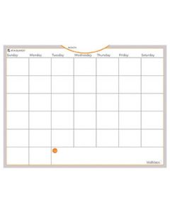 Planner Wall At-A-Glance Monthly 450X600Mm