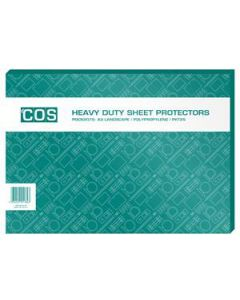 Sheet Protector  Heavy Pp A3 Landscape Pkt-25