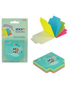 Sticky Notes Stickn Magic Tracking Notes 70X70Mm