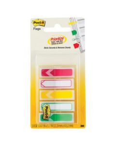 Post-It Flags Prioritization Writable Arrows Pk100