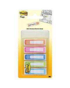 Post-It Flags Prioritization Writable Flags Pk100