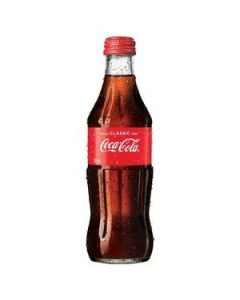 Drink Coca Cola Glass Bottle 330Ml Ctn24
