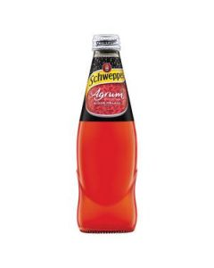 Drink Schweppes Agrum Blood Orange 300Ml Ctn24