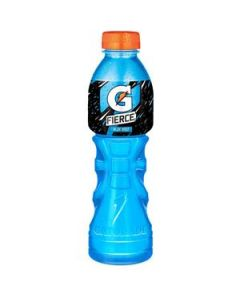Drink Gatorade Blue Bolt Plastic Bottle 600Ml Ct12