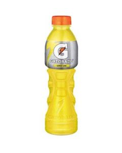 Drink Gatorade Lemon Lime Plastic Btl 600Ml Ctn12
