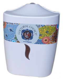Cultural Choice WOW Wipes Wall Dispenser